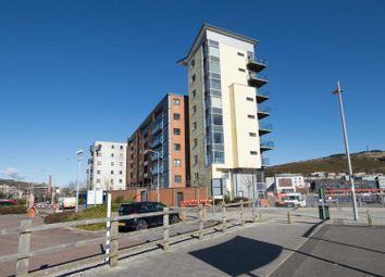 Thumbnail 1 bedroom flat for sale in Altamar, Kings Road, Swansea