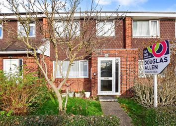 Thumbnail 3 bed terraced house for sale in Copper Beech Close, Clayhall, Ilford, Essex