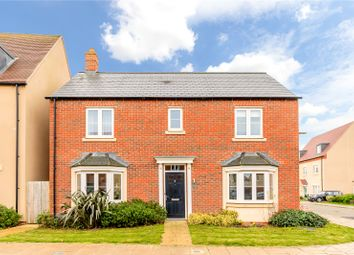 Thumbnail 4 bed detached house for sale in Sandown Road, Bicester