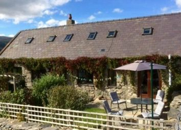Thumbnail 4 bed barn conversion for sale in Maenan, Llanrwst, Conwy