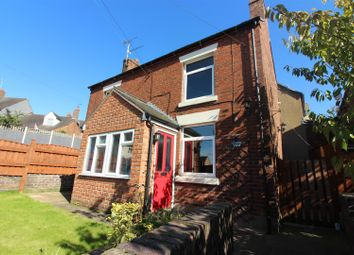 Thumbnail 3 bed detached house for sale in Glebe Road, Kingsley, Stoke-On-Trent