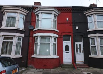 Thumbnail 2 bed terraced house for sale in Bowden Street, Litherland, Liverpool