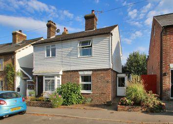 Thumbnail 2 bedroom semi-detached house for sale in Beresford Road, Goudhurst, Kent