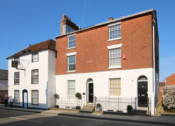 Gosport Street, Lymington, Hampshire SO41. 3 bed town house for sale