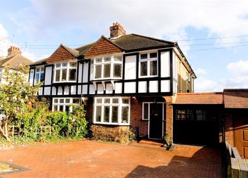 Thumbnail 3 bed semi-detached house for sale in Forest Edge, Buckhurst Hill