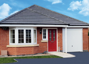 Thumbnail 2 bed detached bungalow for sale in Off Dent Drive, Thurmaston
