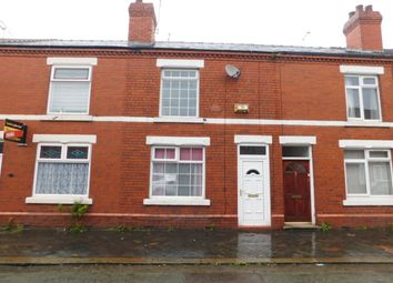2 bed terraced house for sale in Myrtle Street, Crewe CW2