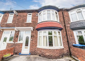 Thumbnail 3 bedroom terraced house for sale in Dunstable Road, Middlesbrough