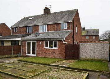 Thumbnail 3 bed semi-detached house for sale in Fairsnape Drive, Garstang, Preston