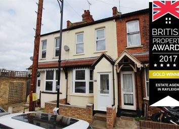 Thumbnail 2 bedroom terraced house for sale in Station Avenue, Attention Time Buyers!, Southend-On-Sea, Essex