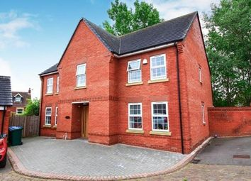 Thumbnail 5 bed detached house for sale in Poundgate Lane, Coventry, West Midlands