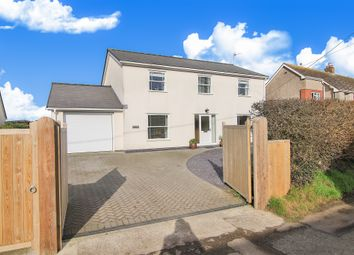 Thumbnail 4 bed detached house for sale in David Street, Wick, Cowbridge