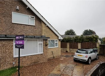 Thumbnail 3 bed semi-detached bungalow for sale in Brearcliffe Close, Bradford