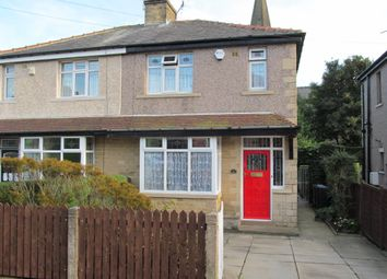 Thumbnail 3 bedroom semi-detached house for sale in Bronte Old Road, Thornton, Bradford