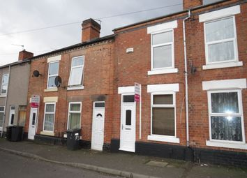Thumbnail 2 bedroom terraced house for sale in Darby Street, Derby