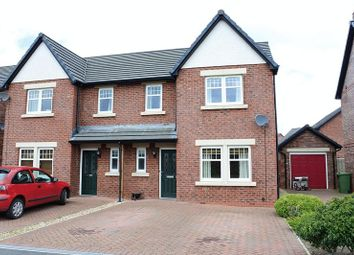 Thumbnail 3 bed semi-detached house for sale in Kirkland Road, Wigton