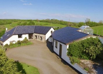 Thumbnail 4 bed barn conversion for sale in Germansweek, Beaworthy