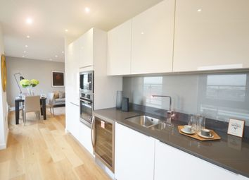 Thumbnail 1 bedroom flat for sale in Cooks Road, Stratford, London
