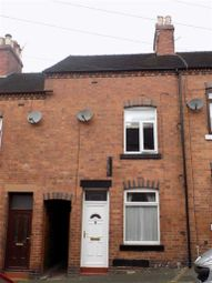 Thumbnail 3 bed terraced house for sale in John Street, Leek, Staffordshire