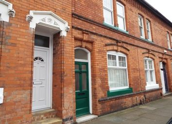 Thumbnail 4 bedroom property to rent in Montague Road, Leicester