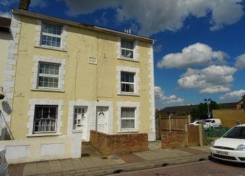 Thumbnail 1 bed flat to rent in Trafalgar Street, Gillingham, Kent.