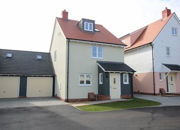 Thumbnail 4 bedroom link-detached house for sale in Dunmow Road, Little Canfield, Dunmow