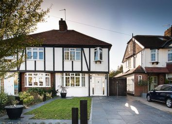 Thumbnail 3 bed semi-detached house for sale in Tavistock Avenue, St.Albans