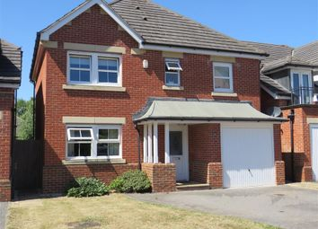 Thumbnail 4 bed detached house for sale in Cirrus Drive, Reading