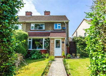 Thumbnail 3 bed semi-detached house for sale in Churchill Avenue, Chatham, Kent