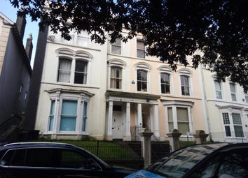 Thumbnail 2 bedroom flat to rent in St James Crescent, Uplands, Swansea