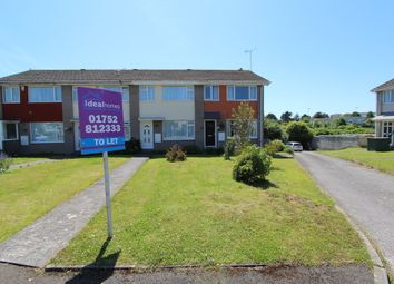 Thumbnail 3 bed terraced house to rent in Maple Avenue, Torpoint