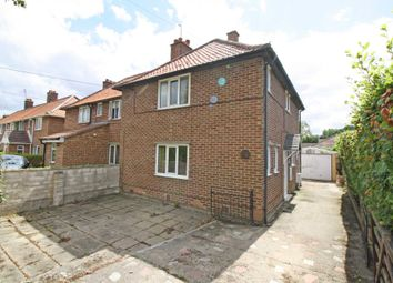 Thumbnail 3 bed semi-detached house for sale in Glyn Avenue, Didcot