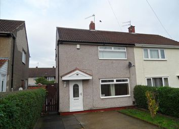 Thumbnail 2 bed semi-detached house to rent in Fallowfeld, Gateshead