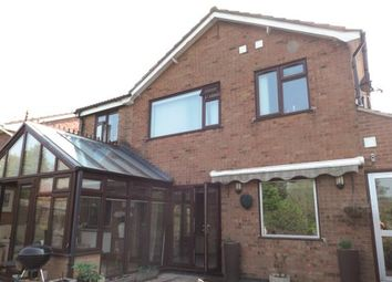 Thumbnail 4 bedroom detached house for sale in 36 Stretton Road, Great Glen, Leicester