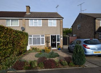 Thumbnail 3 bed semi-detached house for sale in Whitegale Close, Hitchin, Hertfordshire SG4.9