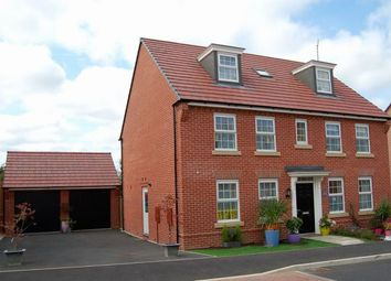 Thumbnail 5 bed detached house for sale in Morning Star Lane, Moulton, Northampton