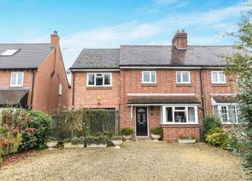 Thumbnail 4 bed semi-detached house for sale in School Road, Aston Somerville, Worcestershire