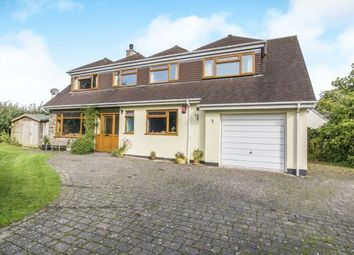 Thumbnail 5 bed detached house for sale in Porthpean, St Austell, Cornwall