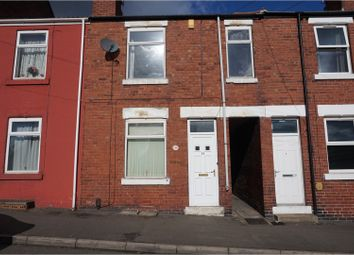 Thumbnail 3 bed terraced house to rent in Evelyn Street, Rotherham