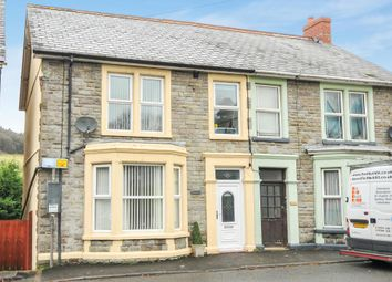Thumbnail 4 bed semi-detached house for sale in Springfield, Sennybridge, Brecon LD38Tn