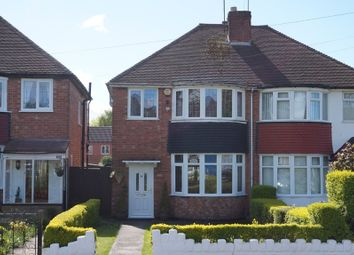 Thumbnail 3 bed semi-detached house for sale in College Road, Birmingham