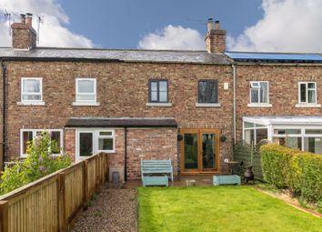 Thumbnail 2 bed terraced house for sale in Low Moor, Rillington, Malton