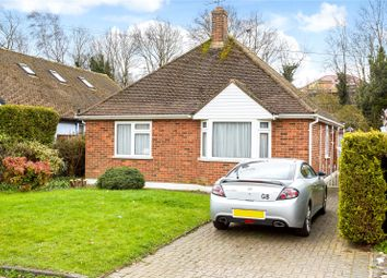 Thumbnail 2 bedroom detached bungalow for sale in Stoke Road, Walton-On-Thames, Surrey