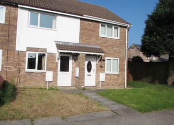 Thumbnail 2 bed terraced house to rent in Davis Avenue, Bryncethin, Bridgend