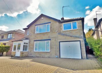 Thumbnail 4 bed detached house for sale in Shay Fold, Bradford