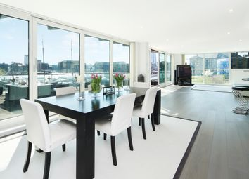 Thumbnail 3 bed flat to rent in Cinnabar Wharf West, Wapping High Street, London