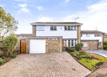 Thumbnail 4 bed detached house for sale in Seaford Close, Ruislip