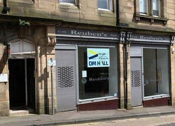 Thumbnail Retail premises for sale in New Row, Dunfermline