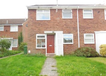 Thumbnail 1 bed maisonette to rent in Pagham Close, Penderford, Wolverhampton