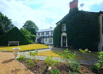 Thumbnail 4 bed detached house for sale in West Road, Weaverham